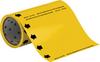 Brady B-946 Yellow Vinyl Self-Adhesive Pipe Marker - 41596 -- 754476-41596