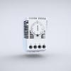 Enclosure Thermostat NO+NC -- ETR200