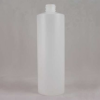 Ellsworth EA-PT24 Polyethylene Cylinder Squeeze Bottle Opaque 16 oz -- EA-PT24 -Image