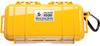 Pelican 1030 Micro Case - Yellow with Black Liner -- PEL-1030-025-240 -Image