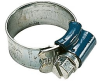 Medium pressure clamps for PVC and Rubair hoses -- 1698035 // 0347 6102 00 - Image