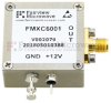 TCXO Oscillator, 20 MHz Ref, -125 dBc/Hz at 100Hz Offset, CMOS Output, 2.5 PPM, +12V, SMA -- FMXC6001 - Image