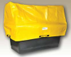 Spill Containment Tarp,Yellow,PVC -- 4HRE3 - Image