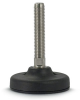 Machinery Foot Vibration Mount -- Stanless Steel Fixed Screw 103mm Base - Image