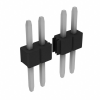 Rectangular Connectors - Headers, Male Pins -- 890-80-030-10-002101-ND -Image