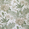 Allover Tropical Foliage Fabric -- R-Miami - Image