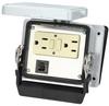 Panel interface connector Mencom GF-R-32
