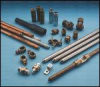 Ground Rods & Accessories -- ERITECH® Galvanized Ground Rods - North & Latin America