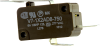 MICRO SWITCH V7 Series Miniature Basic Switch, Single Pole Normally Open Circuitry, 6 A at 250 Vac, Straight Lever Actuator, 79 gf Maximum Operating Force, Silver Contacts, Quick Connect Termination -- V7-1X2AD8-750 -Image