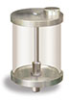 (Formerly YB3186-14), Oil Reservoir with Filter, 1 qt Pyrex, 3/8