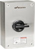 UL98 Motor Disconnect Switch, Stainless Steel Enclosure -- KER360UL98 -Image