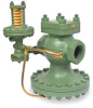 Pressure Regulator,Pilot Operated Steam -- 1RWN3
