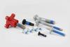 Prevailing Torque Locking Element -- Nylok® Blue Nylon Torq-Patch® Tuflok®