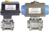 DWYER BV3V1406TC ( SERIES BV3 AUTOMATED BALL VALVES - THREE PIECE SS SANITARY ) -Image