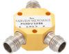 2 Way Power Divider 2.4mm Interface from DC to 50 GHz Rated at 0.5 Watts -- FMDV1056 -Image
