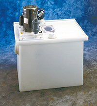 Lift station from Cannon Water Technology Inc.