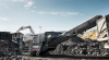 Lokotrack® LT120™ Mobile Jaw Crushing Plant -- View Larger Image