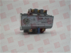 SIEMENS 48ASB3M10 ( OVERLOAD RELAY, .75-3AMP, 3PHASE, CL10, MANUAL RESET, AVAILABLE, SURPLUS, NEVER USED, 2 YEAR RADWELL WARRANTY ) -- View Larger Image