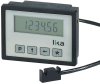 Battery Powered LCD Display with Magnetic Sensor -- LD142 -Image