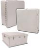 24X24X10 Genesis Polycarbonate Enclosure -- P242410 - Image