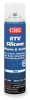 RTV Silicone Sealant,Clear,7.25 Oz -- 2YE19