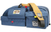 PortaBrace CO-BB Carry-On Camera Case (Blue) -- CO-OB