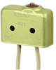 SE Series Environmentally Sealed Basic Switch, Single Pole Normally Closed Circuitry, 5 A at 250 Vac, Pin Plunger Actuator, Leadwire Termination -- 6SE801 -Image