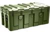 Pelican AL4824-1604 Single Lid Trunk Shipping Case - No Foam - Olive Drab -- PEL-AL4824-1604-RP-137 -- View Larger Image