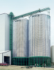 Commercial Storage Bins & Hopper Tanks -- Wide-Corr® Centurion® Bins - Image