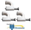 Leviton Coax Cable Clips -- C5811
