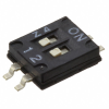 DIP Switches -- KAN1102R-ND