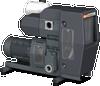Two-Stage, Oil-Lubricated Rotary Vane Vacuum Pumps -- Huckepack HO 0429, 0433, 0437, 0441 F -Image