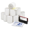 Paper Rolls, Credit Verification Kit, 3