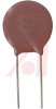 RoHS Varistor, Circuit Protection;25VAC/ 31VDC;76V;10A;Metal Oxide;5000pF;Radial -- 70184679 - Image