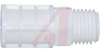 Silencer, pneumatic, compact, 1/4 in. NPT thread, 25dB -- 70070459 - Image