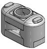 250 Gallon Doorway Water Tank -- N-42337
