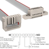 Rectangular Cable Assemblies -- M3UFK-1606J-ND -Image