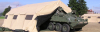 Base-X® Shelters -- HDT Base-X® Model 505 ULME