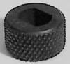 Slotted Locator Bushing - Knurled