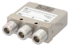 SPDT Failsafe DC to 12.4 GHz Electro-Mechanical Relay Switch, Indicators, TTL, Diodes, 160W, 12V, N -- FMSW6160 - Image