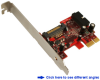 Dual Channel SuperSpeed USB 3.0 PCI Expres&#8230 -- PEU235