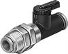 QHS-QS-6 Ball valve -- 153485