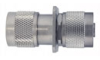 5304 Coaxial Adapter, Square Flange Mount (Type N, 18 GHz) - Image