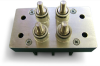 High Current Filtered Terminal Blocks -- 52-1013-105