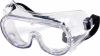 Crews 2230R Indirect Vent Goggles with Clear Lens -- 2230R