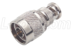 Coaxial Adapter, N Male / BNC Male -- BN107
