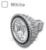 MR16 LED Bulb 4.5W 45 Deg Silver - White -- LB-SC-MR16-1S-W