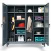 Double Shift Wardrobe/Broom Closet -- 66-DSW-2410