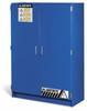 Justrite Non-Metallic Corrosives Storage Cabinet -- CAB128