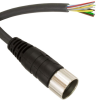 Circular Cable Assemblies -- ER1200126BK401-ND -Image